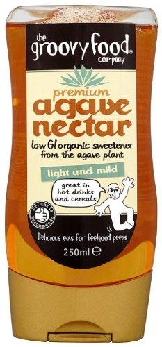 The Groovy Food Company - Premium Agave Nectar - 250ml