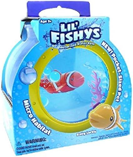 Lil Fishy Aquarium Lucky Playset by Lil Fishy