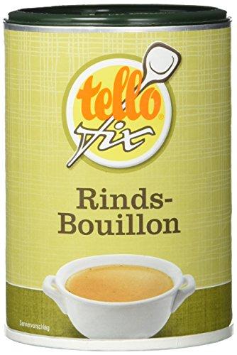 tellofix Rinds-Bouillon , 1er Pack (1 x 220 g Packung)