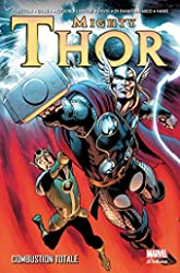 The Mighty Thor Deluxe - Edition Deluxe Tome 02 de Barry Kitson