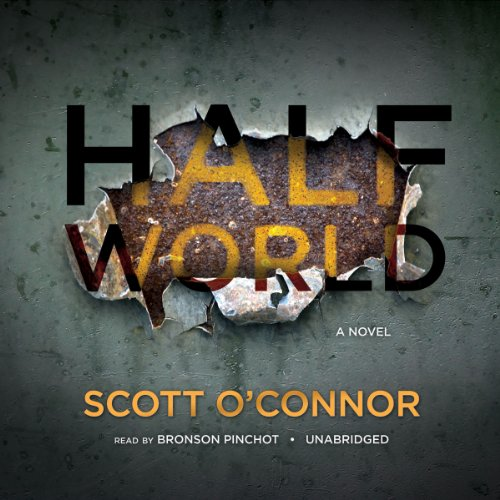 Half World audiobook cover art