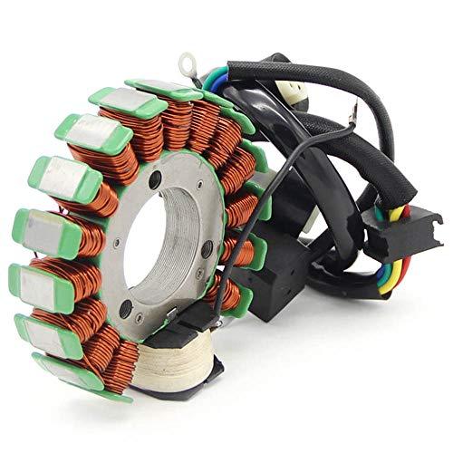 Bobina magnética de encendido Magneto, generador de motor, estador, bobina de encendido para Yamaha YFM225 Moto-4 YFM250 59V-85510-20