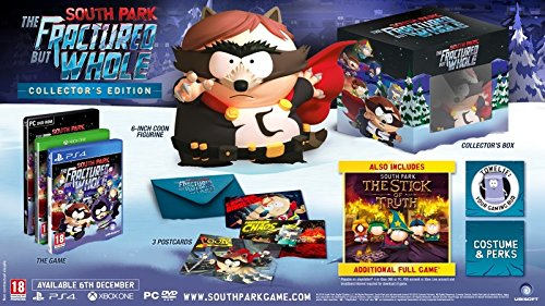 South Park The Fractured But Whole Collector's Edition - PlayStation 4 [Importación inglesa]