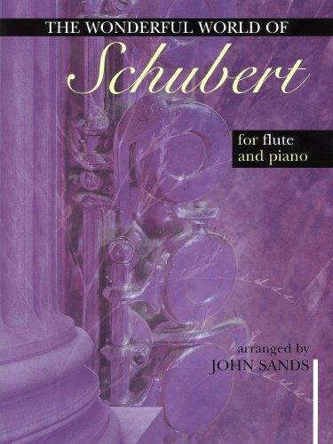 The Wonderful World of Schubert für Flöte und Klavier