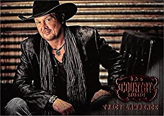 Tracy Lawrence trading card (Country Music Star) 2014 Panini #12