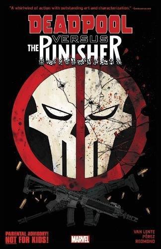Marvel Comics: Deadpool Vs. The Punisher