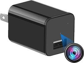 Hidden Camera – HD 1080P – Premium Pack – Motion Detection – USB..