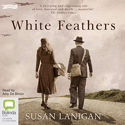 White Feathers audiobook cover art