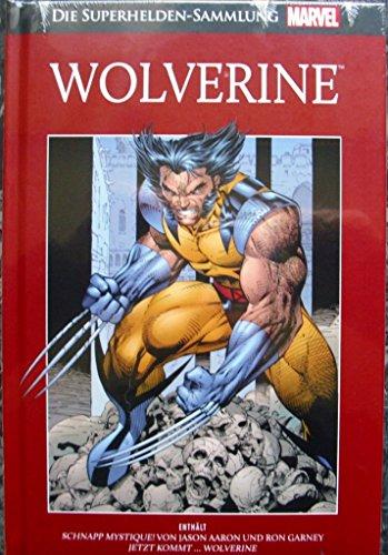 Die Marvel Superhelden Sammlung Ausgabe 3: Wolverine - Schnappt Mystique!
