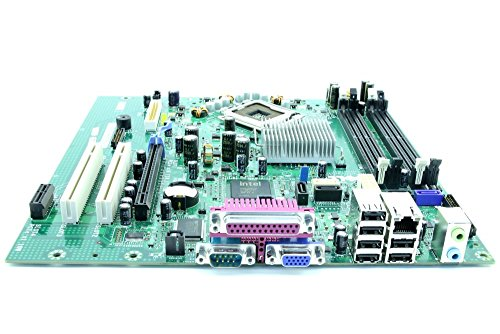 DELL P/N 0GM819 GM819 Optiplex 755 Miditower System Board Mainboard Intel LGA775 (Generalüberholt)