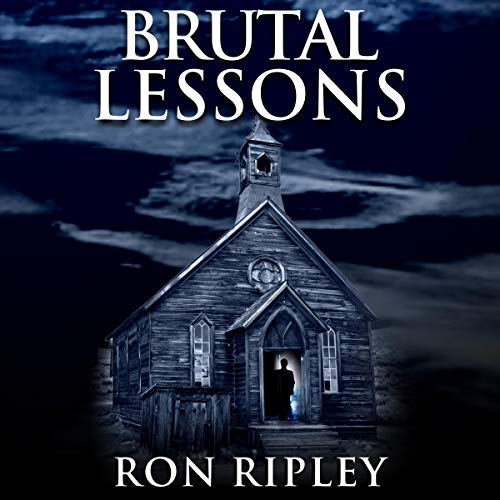Brutal Lessons audiobook cover art