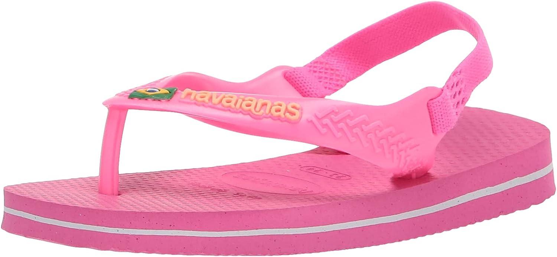 Havaianas Unisex-Child Brazil Logo Flip-Flop