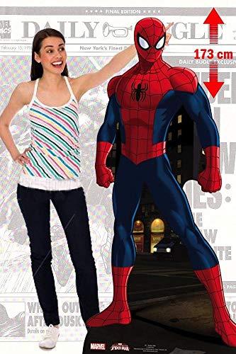Star Cutouts SC740Pappausschnitt, Design: Der ultimative Spider-Man