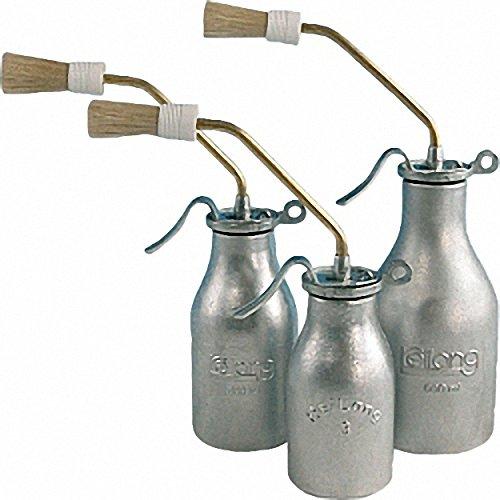 REILANG Pinselöler mit Einzelpumpenwerk Inhalt 300ml Behälter aus Aluminium