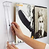 Album Mount Vinyl Record Shelf Stand and Wall...