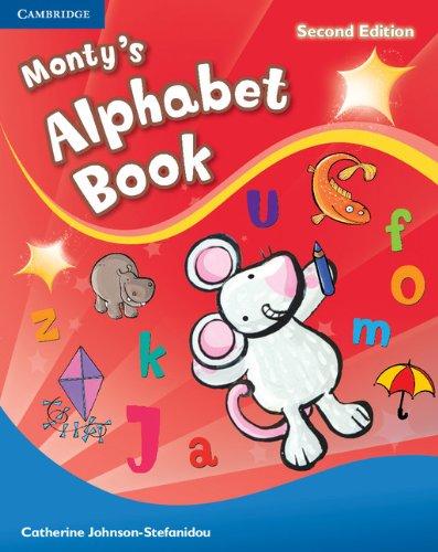 Johnson-Stefanidou, C: Kid's Box Levels 1¿2 Monty's Alphabet