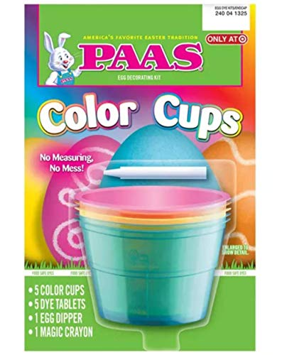 PAAS Easter Egg Dying &