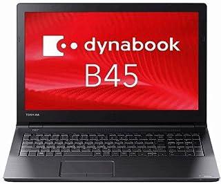 東芝(TOSHIBA) 東芝 15.6型 dynabook B45/B [PB45BNAD4RAAD11](Celeron 3855U 1.60GHz/ メモリ4GB/ HDD500GB/ DVDスーパーマルチ/ Wifi、BT4.0/ Wイン...