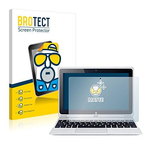 BROTECT 2X Entspiegelungs-Schutzfolie kompatibel mit Acer Aspire Switch 10 SW5-012 Bildschirmschutz-Folie Matt, Anti-Reflex, Anti-Fingerprint