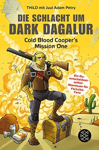 Die Schlacht um Dark Dagalur: Cold Blood Cooper's Mission One