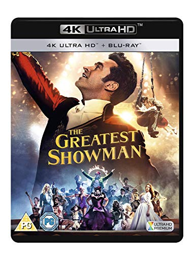Blu-ray1 - Greatest Showman The 4K Uhd+Bd+Dhd (1 BLU-RAY)