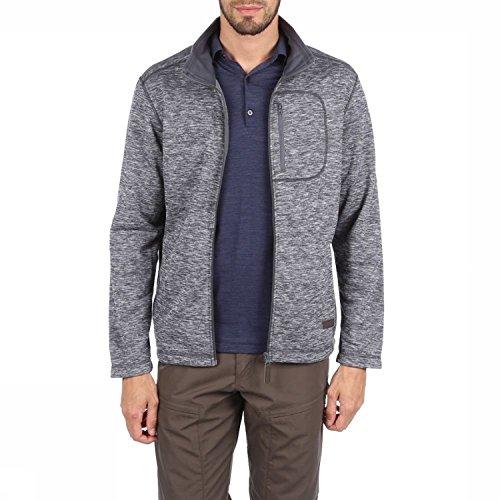 Sprayway Rowe giacca in pile da uomo, Uomo, Dark Graphite, S