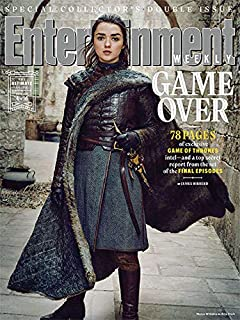 Entertainment Weekly, 15-22 March 2019 | Game of Thrones, Maisie Williams
