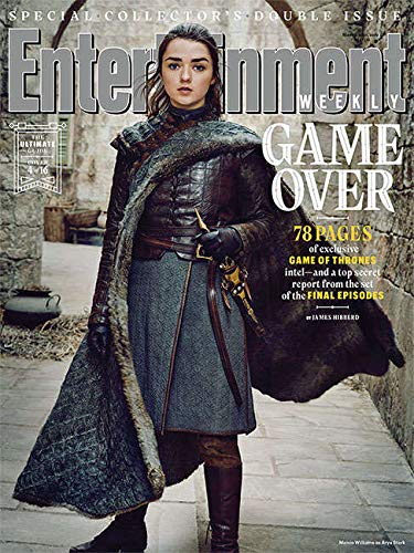 """Entertainment Weekly, 15-22 March 2019 