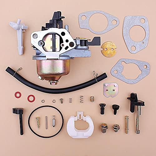 LIBEI Carburador para Honda GX390 13HP Kit de reparación de línea de Combustible de Barra de estrangulador de Junta de carburador (Color : China)