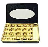 Luxury Lash Case False Eyelash Makeup Cosmetic Storage Organizer Box Travel Lash Case Container