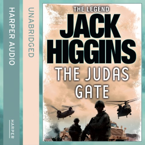 The Judas Gate cover art