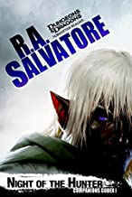 Night of the Hunter (Companions Codex) by R. A. Salvatore (2-Sep-2014) Mass Market Paperback