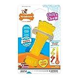 Nylabone Hueso Chill & Chew Cachorros, Sabor A Cordero con Manzana 70 g