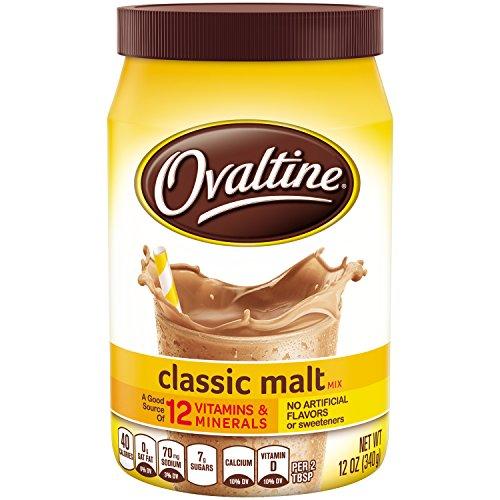 Ovaltine Classic Malt Beverage