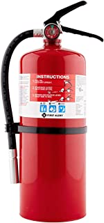 First Alert Fire Extinguisher | Professional FireExtinguisher,Red, 10 lb, PRO10