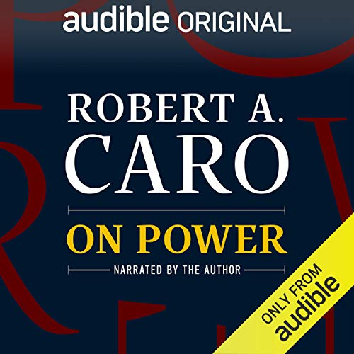 On Power Audiobook By Robert A. Caro cover art
