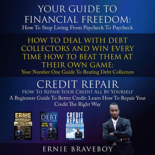 Your Guide to Financial Freedom  audiobook cover art