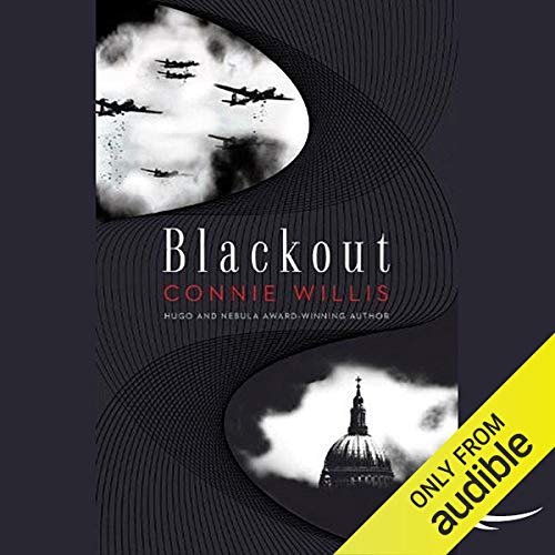 Blackout Audiobook By Connie Willis cover art