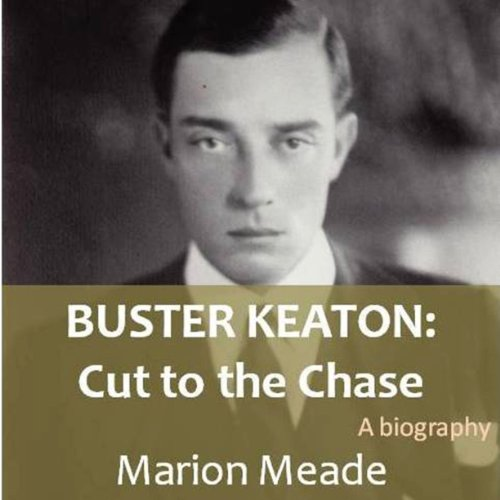 Buster Keaton audiobook cover art