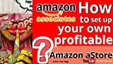 How to set up your own profitable Amazon aStore (English Edition)