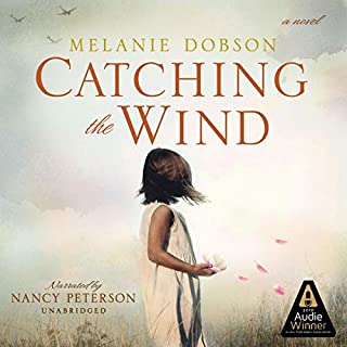 Catching the Wind audiobook cover art