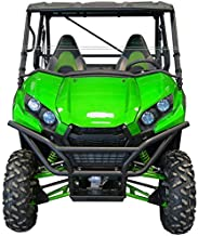 Kawasaki Teryx Windshield 800/800 4 (2016+) Half -Scratch Resistant- The Ultimate in Side by Side Versatility! On or Off in Seconds! Premium Poly w/Hard Coat. Made in America!!