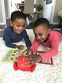 ارخص مكان يبيع ThinkFun Zingo Bingo Award Winning Preschool Game for Pre-Readers and Early Readers Age 4 and Up - One of the Most Popular Board Games for Boys and Girls and their Parents, Amazon Exclusive Version