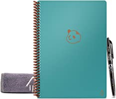 RocketbookPanda Planner -Reusable Academic Daily,Weekly, Monthly,Planner with 1 Pilot Frixion Pen & 1 Microfiber...