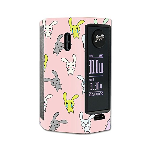 MightySkins Skin Compatible with Wismec Reuleaux RX Mini – Bunny Bunches | Protective, Durable, and Unique Vinyl Decal wrap Cover | Easy to Apply, Remove, and Change Styles | Made in The USA