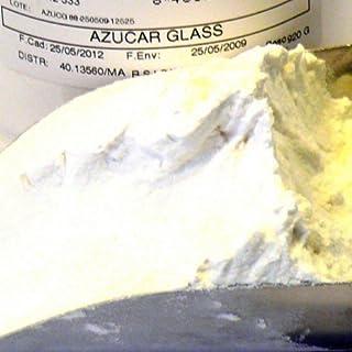 Azucar glass - bolsa 1/2 k