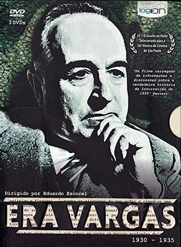 Box - Era Vargas de 30 a 35 - ( 1930 - Tempo de Revolucao - 1932 - A Guerra Civil - 1935 - O Assalto ao Poder )