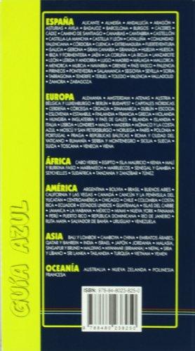 Guía Azul EEUU Oeste (Guias Azules)
