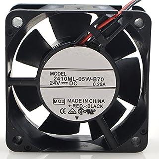 MEOLY Meglev Fan Cooling Fan FFB1424VHG DC Brushless Fan 24V 1.37A 4 Wire Connector Graphics Card Fan 14014050 MM