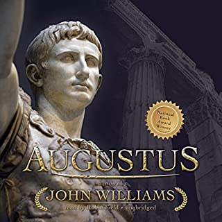 Augustus audiobook cover art